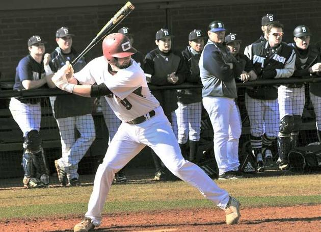 Wallace Hits Two Grand Slams in Doubleheader Sweep of Virginia Wesleyan