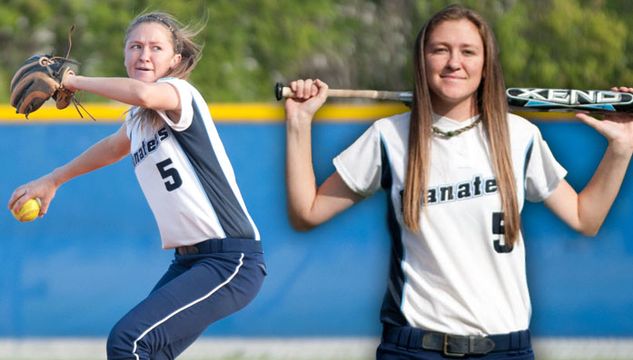 SCF Softball Standout Dani Wayt to NCAA Div I University of South Florida