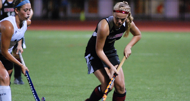 Kelsey Link Scores Twice as LC Field Hockey Defeats Rhodes 3-0