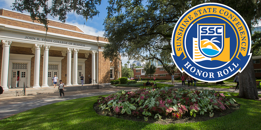 Tampa Has 137 Spring Athletes Named to SSC Commissioner's Honor Roll
