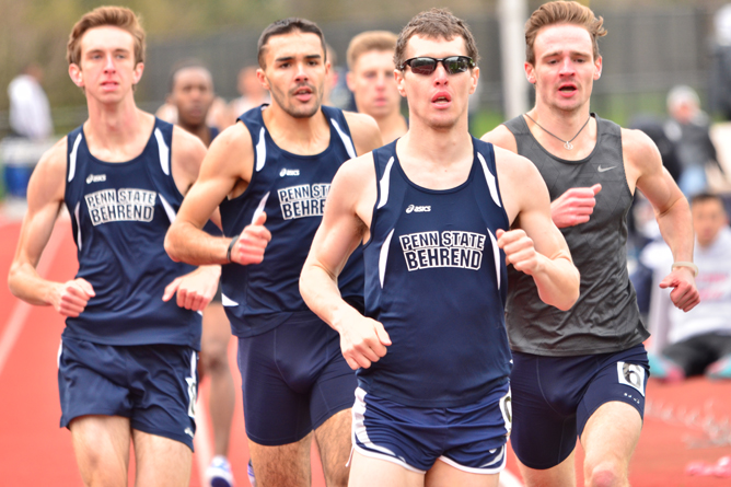 Men's Track and Field Competes at Ashland Open