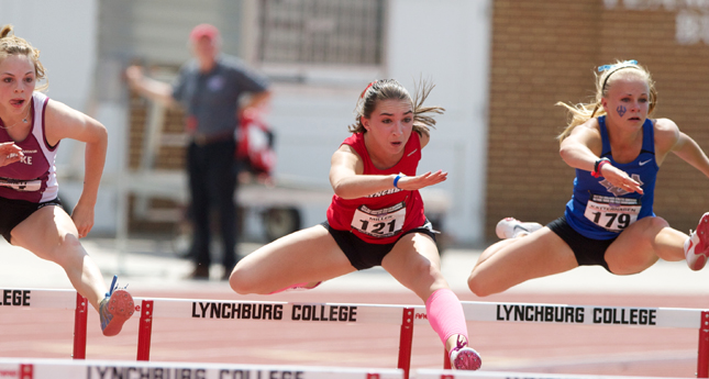 Lynchburg College Open Multi-Event Finished on Tuesday; Bell Wins Decathlon