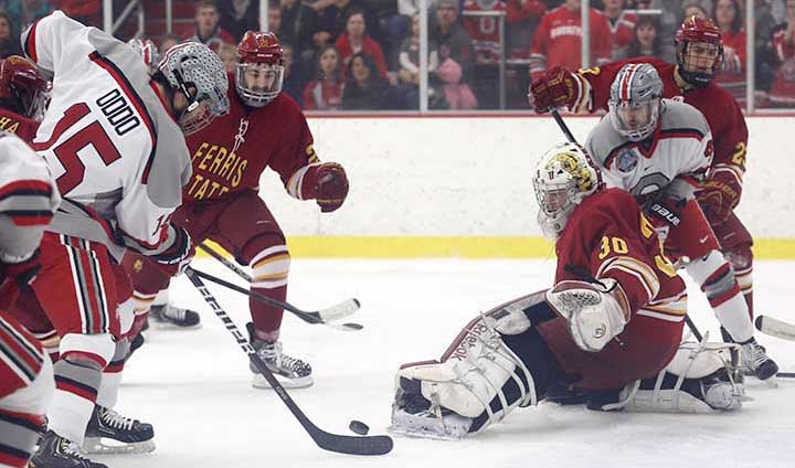 Bulldogs Play Final CCHA Game Ever In Heart-Breaking Game Three Loss