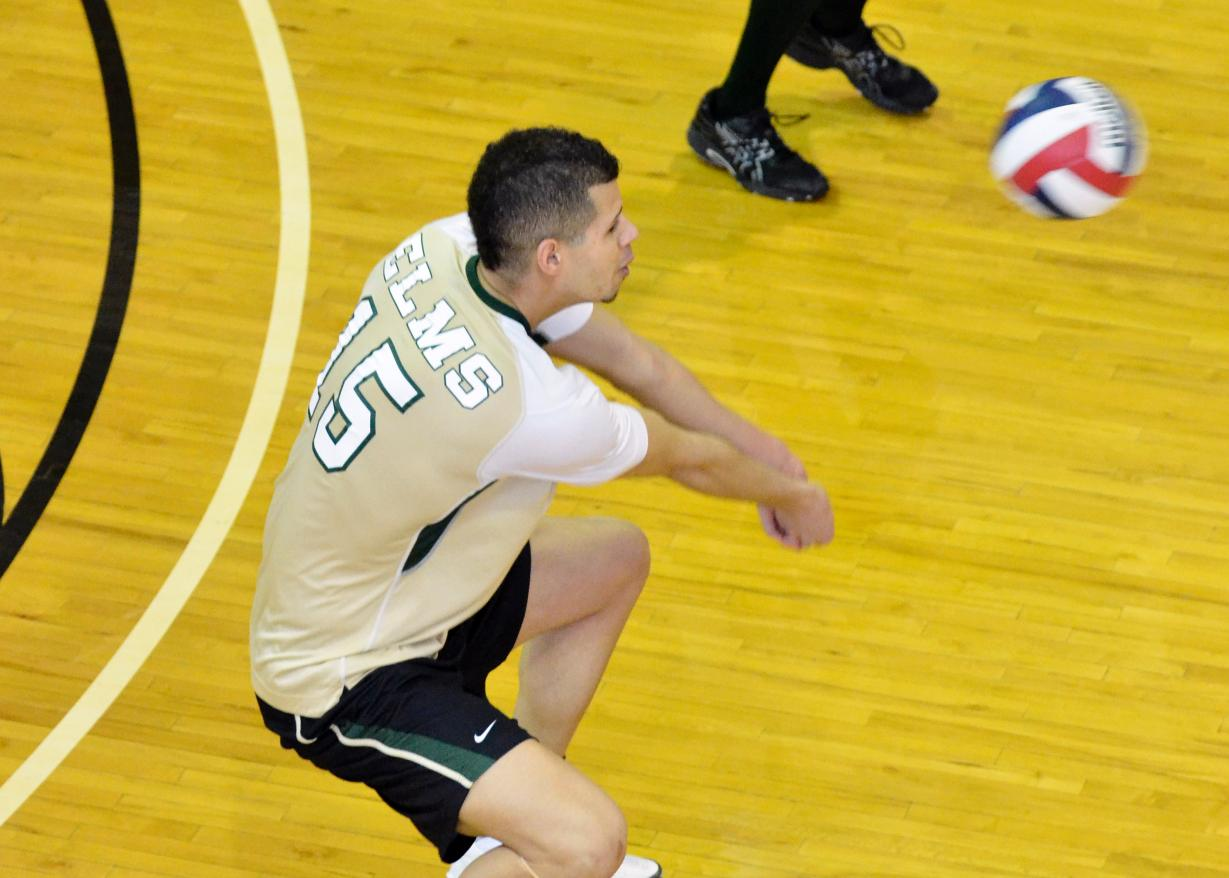 Men's Volleyball Tops Southern Vermont College, 3-1 – Advances to NECC Championship Tournament Title Match