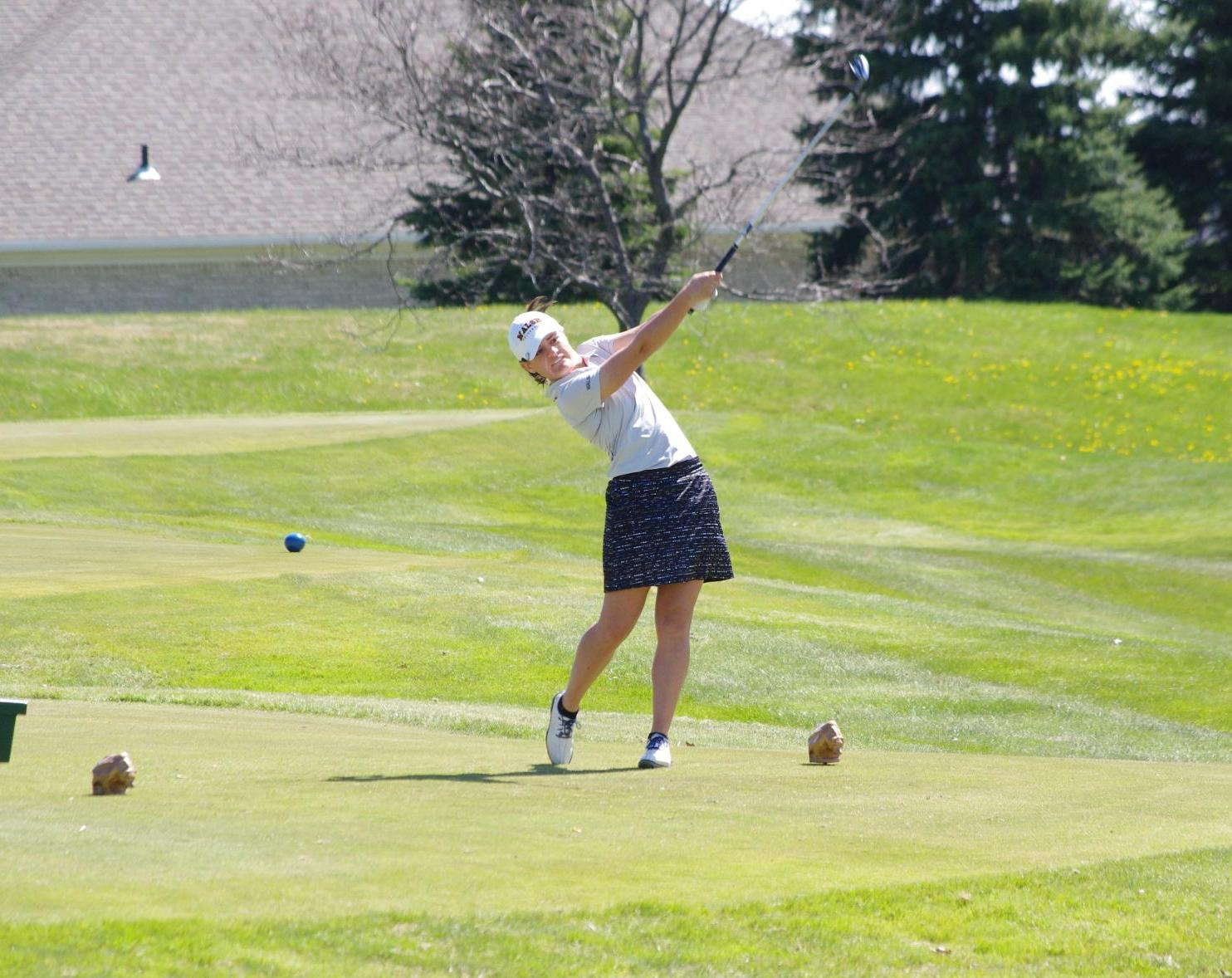 Women's Golf Jumps Five Spots on Final Round of Beall Fall Classic
