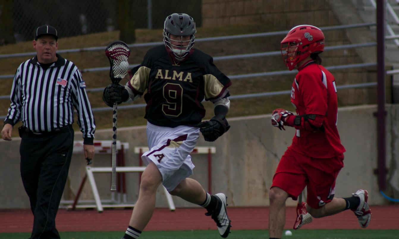 Scots Men's Lacrosse defeated by host Calvin College 3-2 in overtime