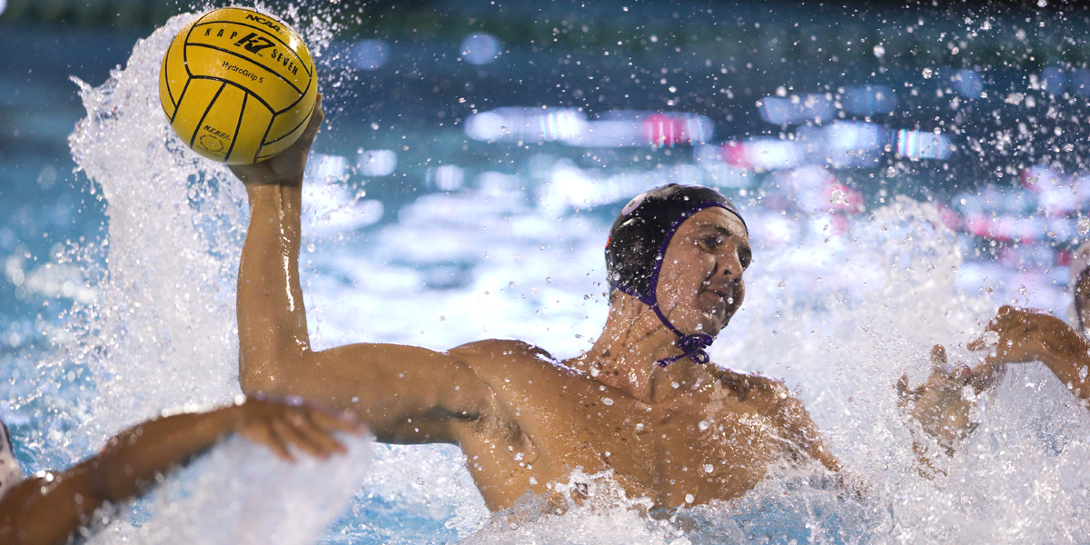 Water Polo Cruises Past Caltech 16-3