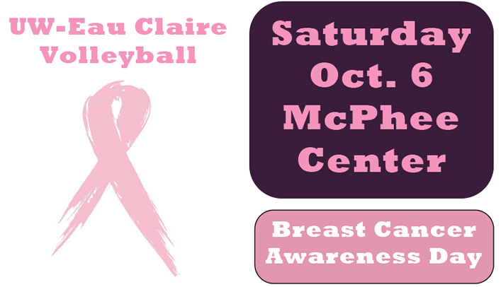 Volleyball to Host Youth Clinic and Breast Cancer Awareness Event