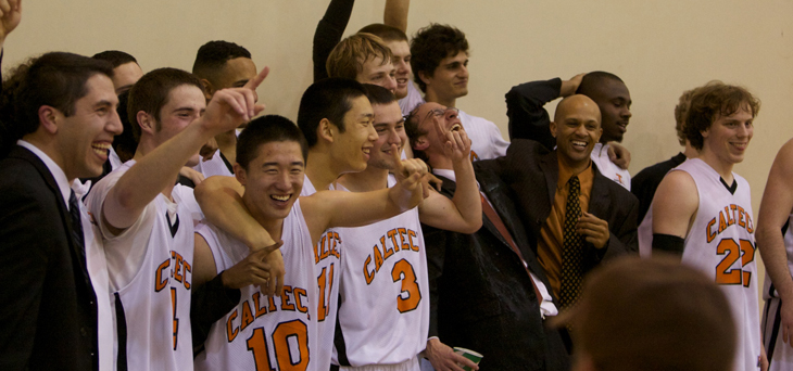 Caltech Snaps 310 Game Conference Losing Streak; Knocks Off Occidental