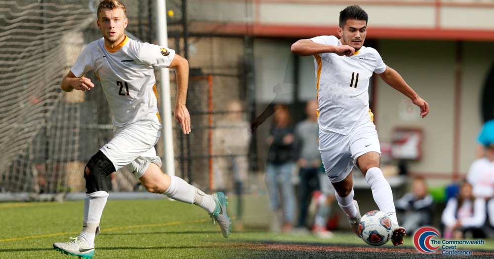 Martins, Niles Earn All-CCC Honors