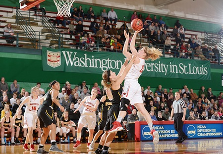 Fast Start Leads Washington University Past UW-Oshkosh in Sectional Semifinal