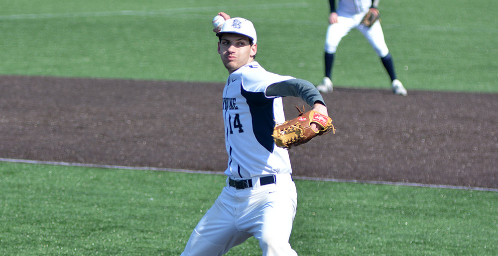 Pitching Leads Brandywine To League-Opening Sweep