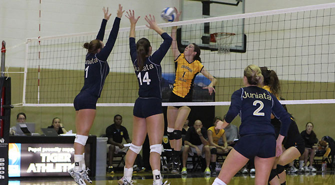 Colorado College favored to win 2012 SCAC Volleyball Championship