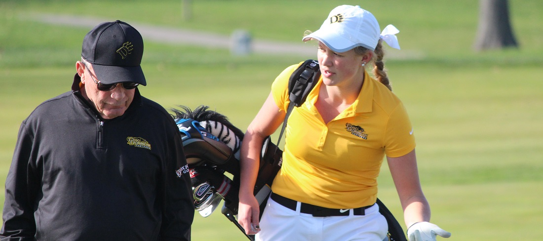 Swensen Leads Women's Golf To Another Top 10 Finish At SVSU Spring Invitational