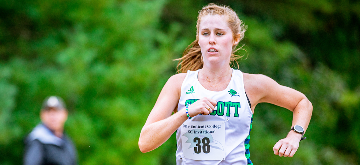Women's Cross Country Places Sixth At Suffolk Invitational