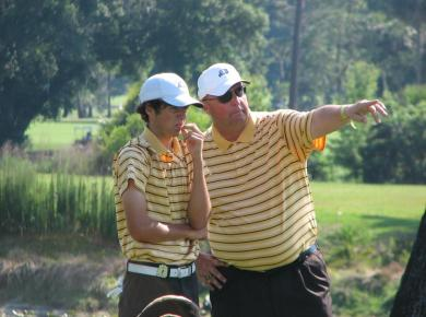 Men's Golf Moves to Second Place in NCAA Head-to-Head Standings, Maccaglia Third in Individual