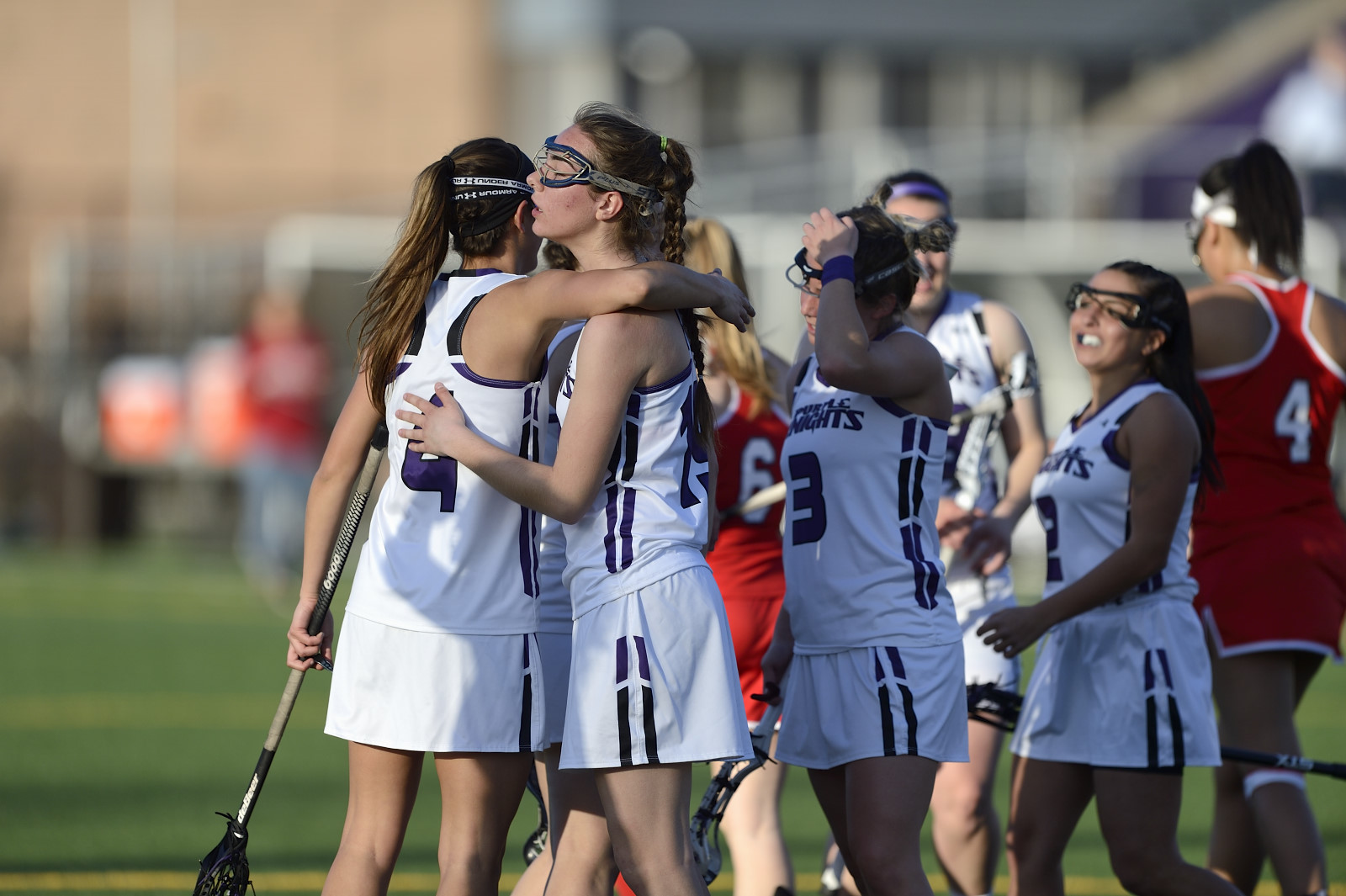Women's Lacrosse Moves To 4-1 On the Season With 11-6 Victory At Chestnut Hill