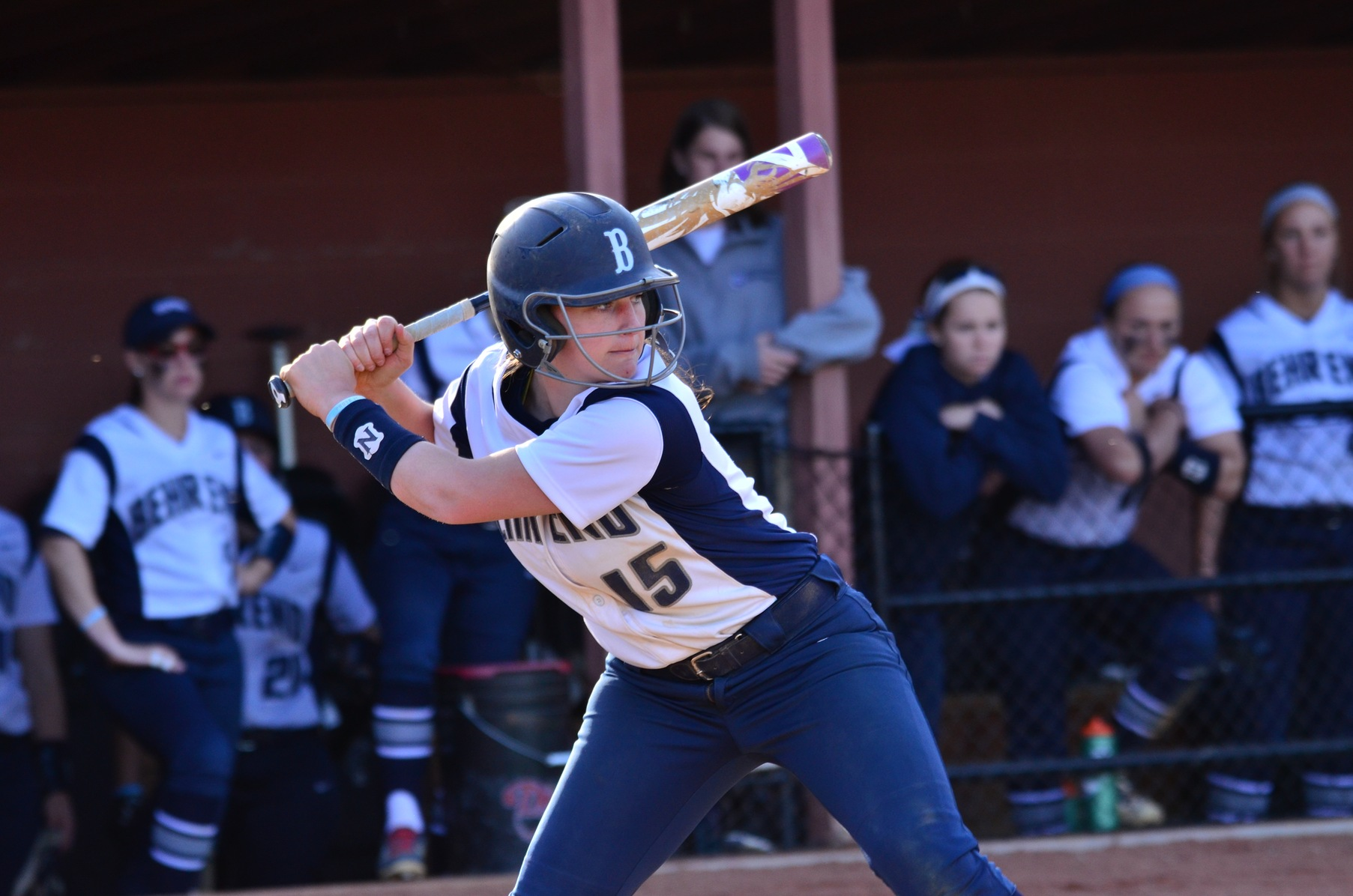 Softball Stays On Top of AMCC; Lions Split With Altoona