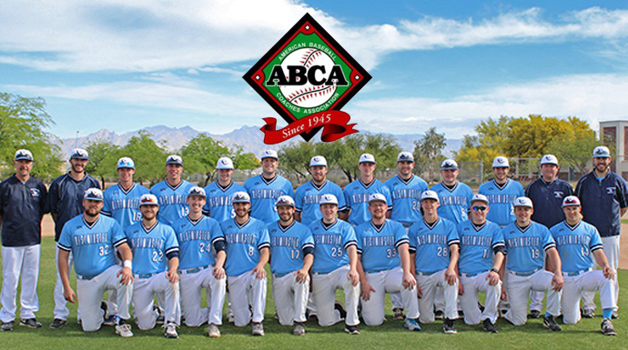 Blue Jays Baseball Picks Up ABCA Team Academic Excellence Award