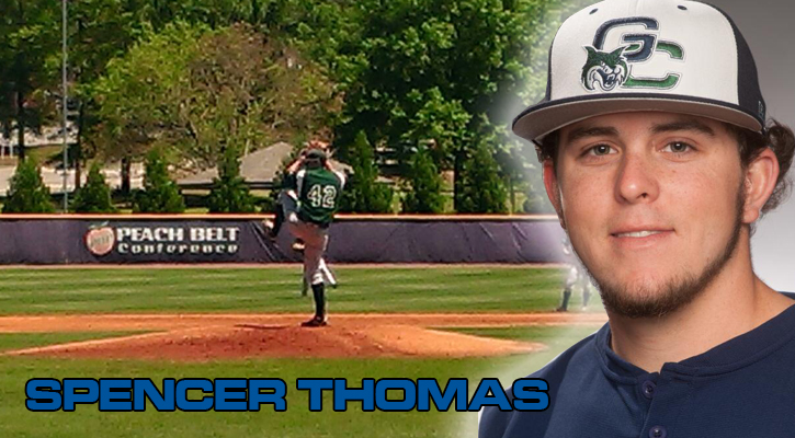 Thomas Named Bobcat Athlete of the Week