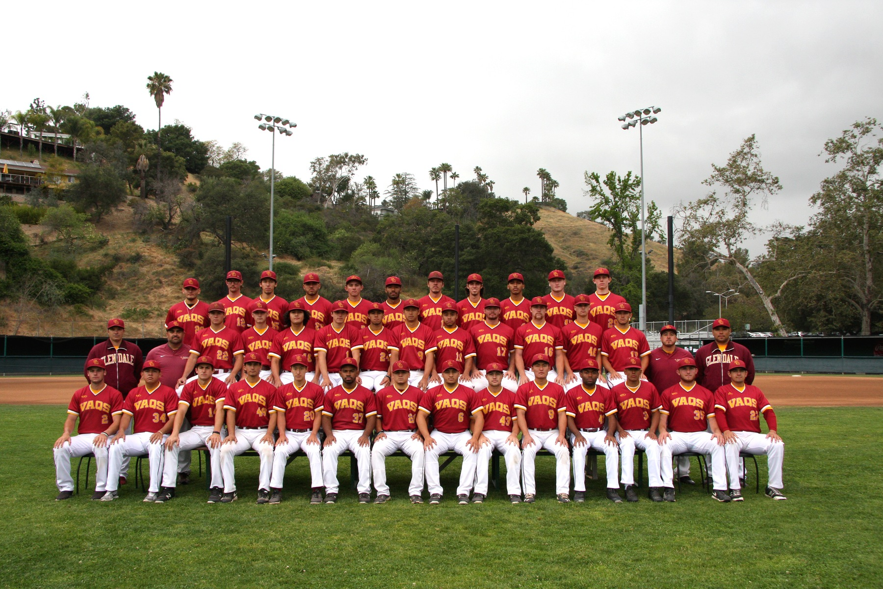 2018 GCC Baseball Season ends with losses in So. Cal Super Regionals