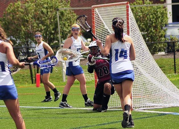 Christopher Newport Downs Guilford, 20-8