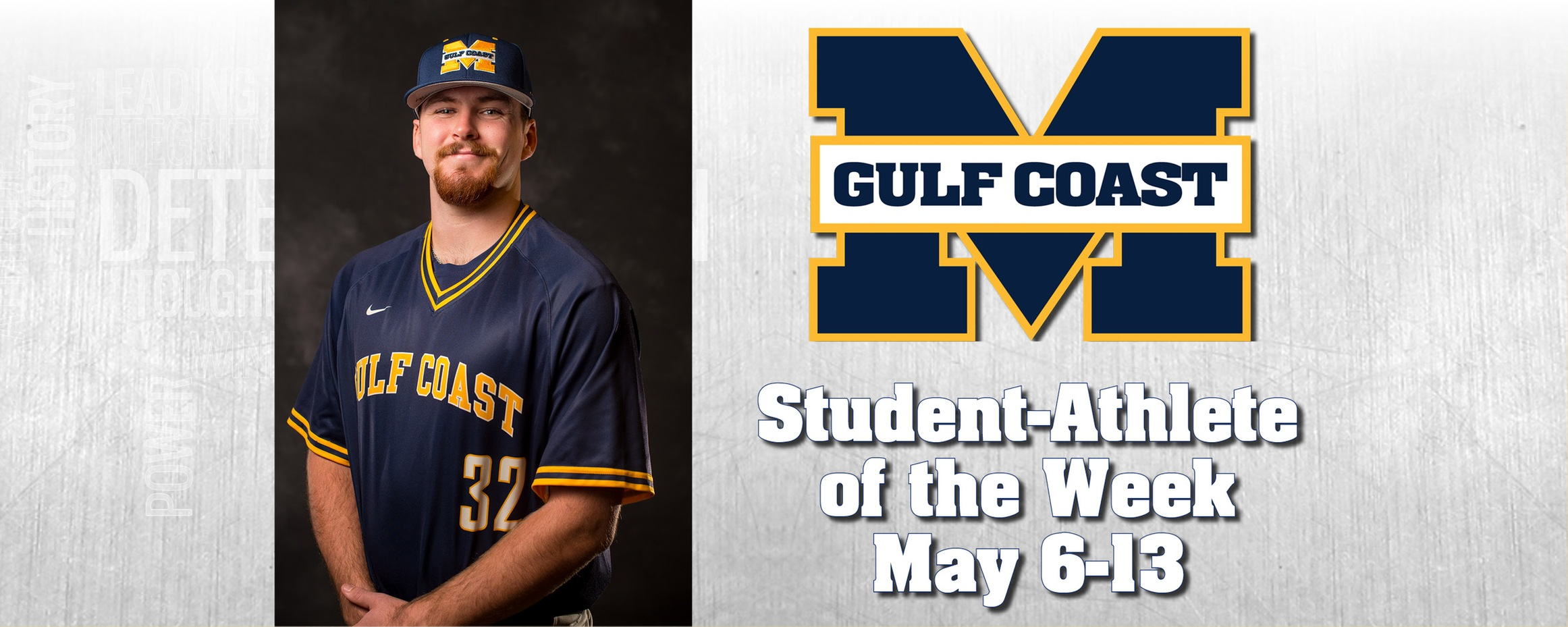 McGrew named MGCCC Student-Athlete of the Week