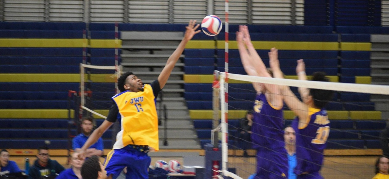 Host Splits on Day Two of JWU Tip Off Tournament