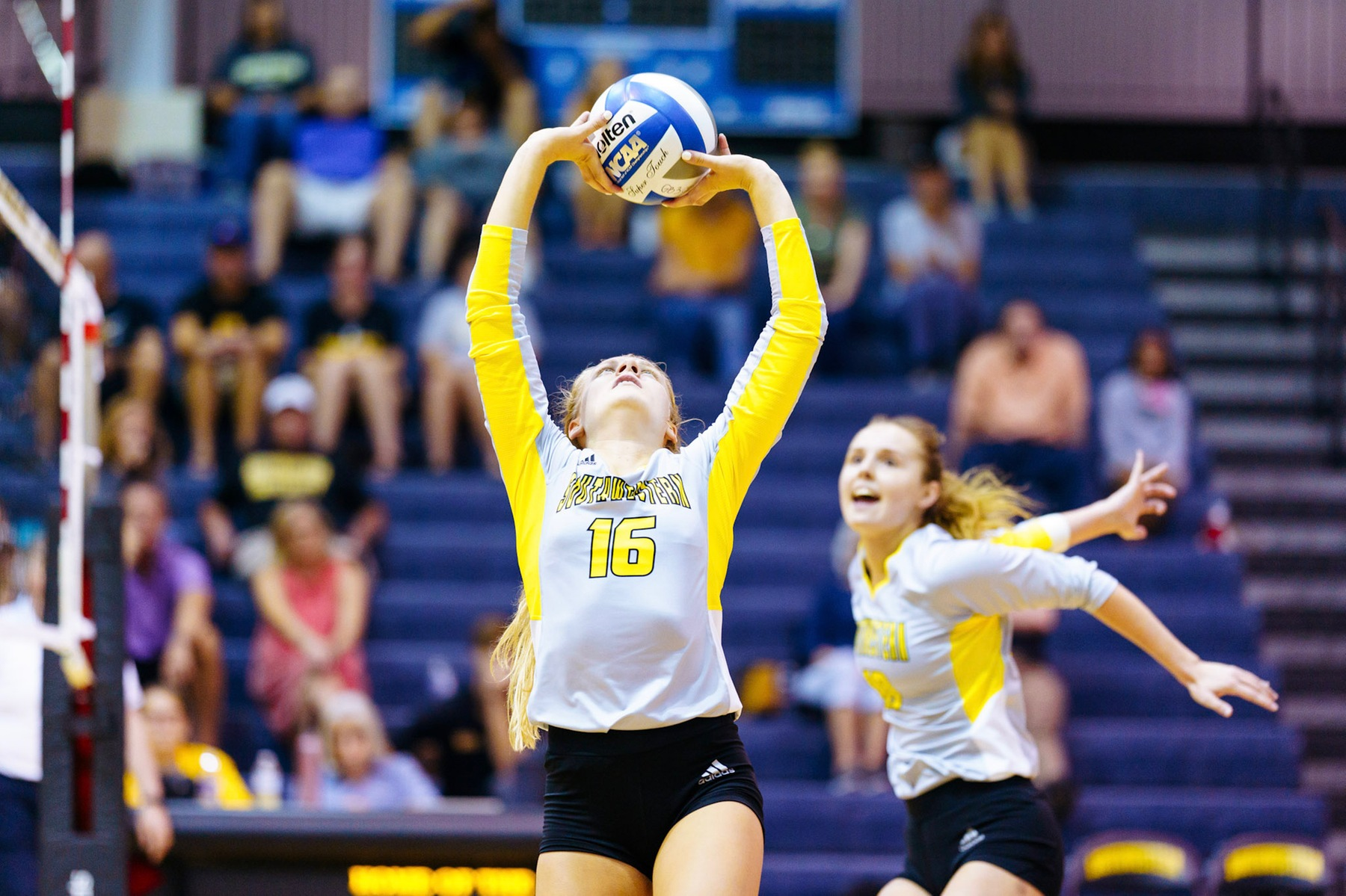 Volleyball Drops Second Match of the Day, Falls to Whitworth