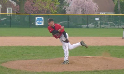 Bates Edges CUA Baseball