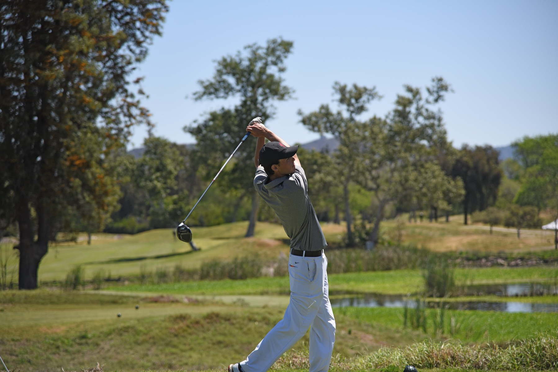 Strong First Round Has Men's Golf Tied For Fourth At NCAA Regional