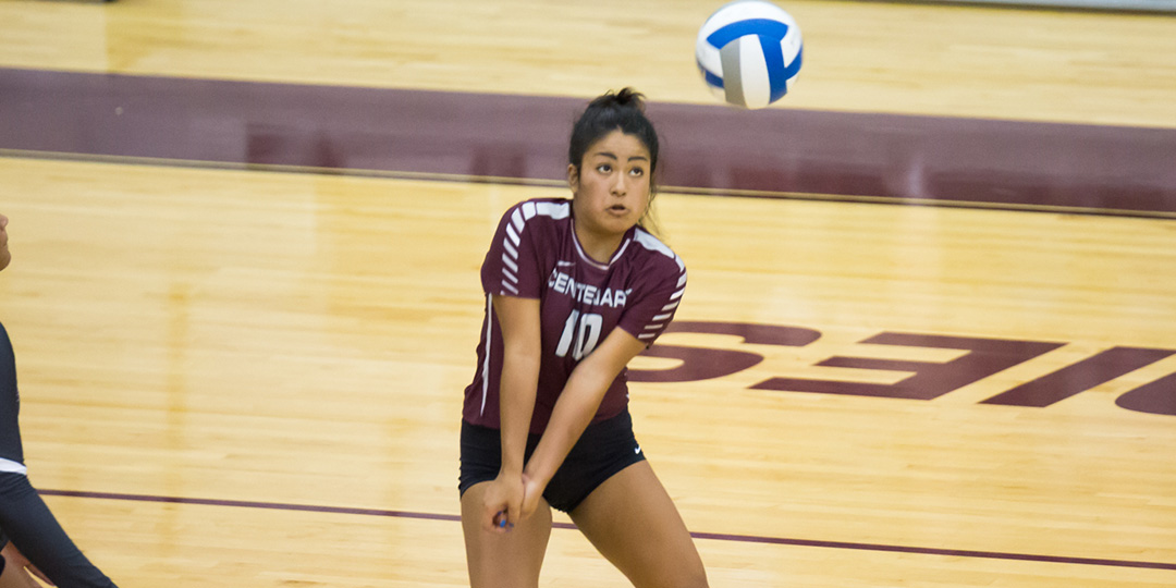 Ladies Volleyball Hangs Tough with #2 Colorado College, Falls to Dallas
