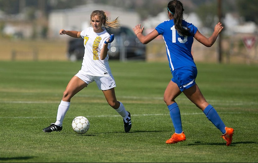 LCCC Women's Soccer Win Home Match Against Northwest College