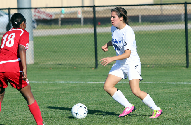 Women's Soccer Shuts Out Rockford, 10-0