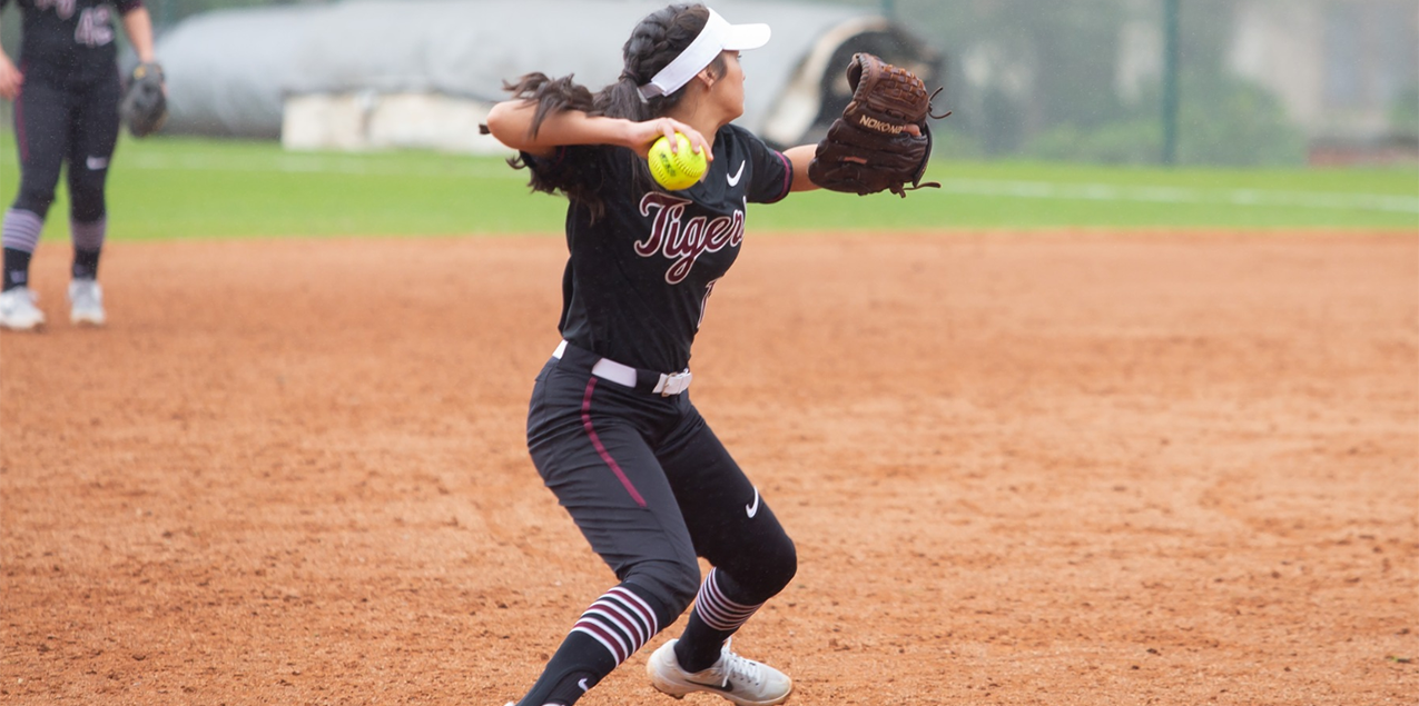 Brianna Pena, Trinity University, Player of the Week (Week 2)