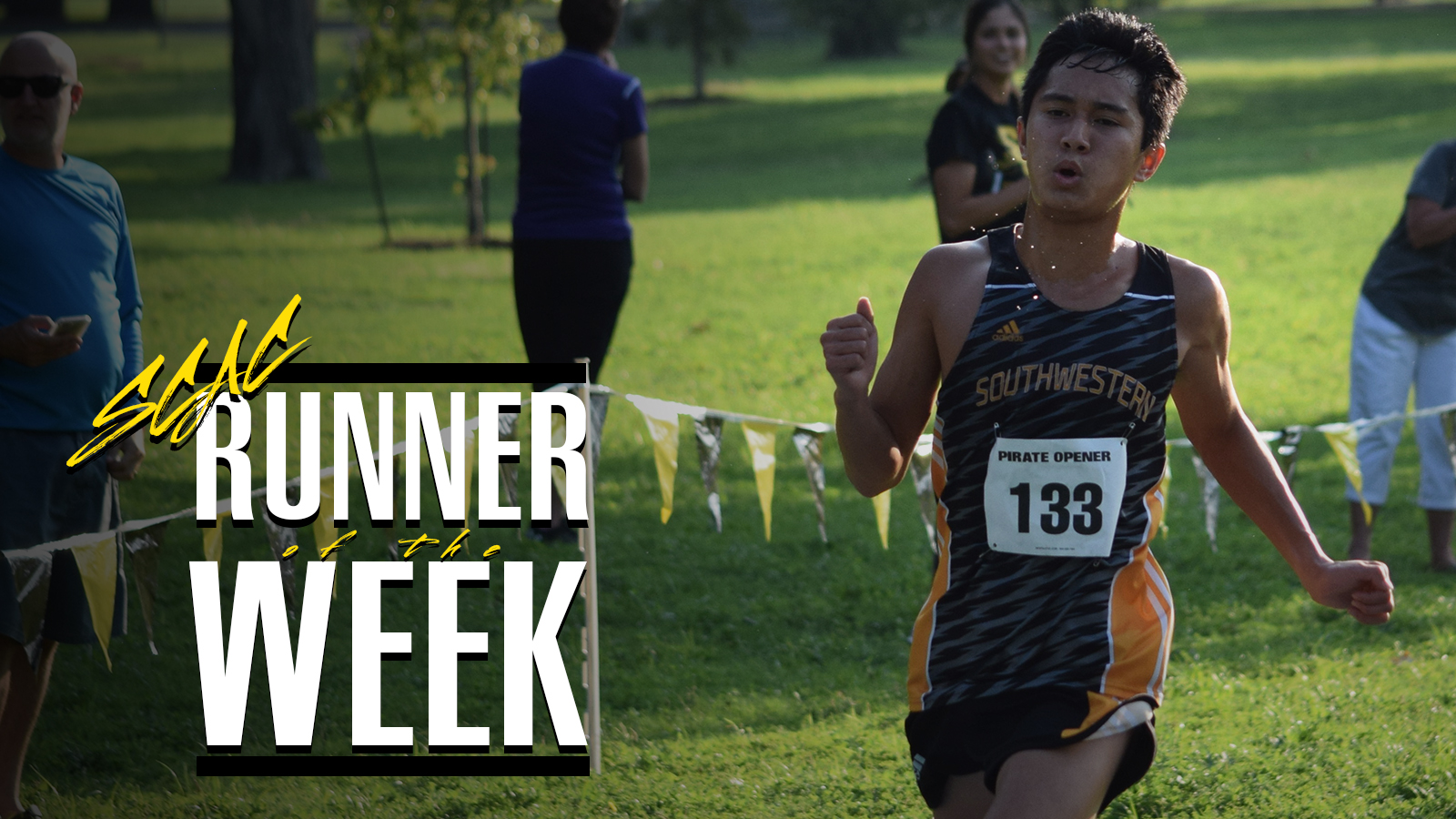 Im Takes Home Third SCAC Runner of the Week