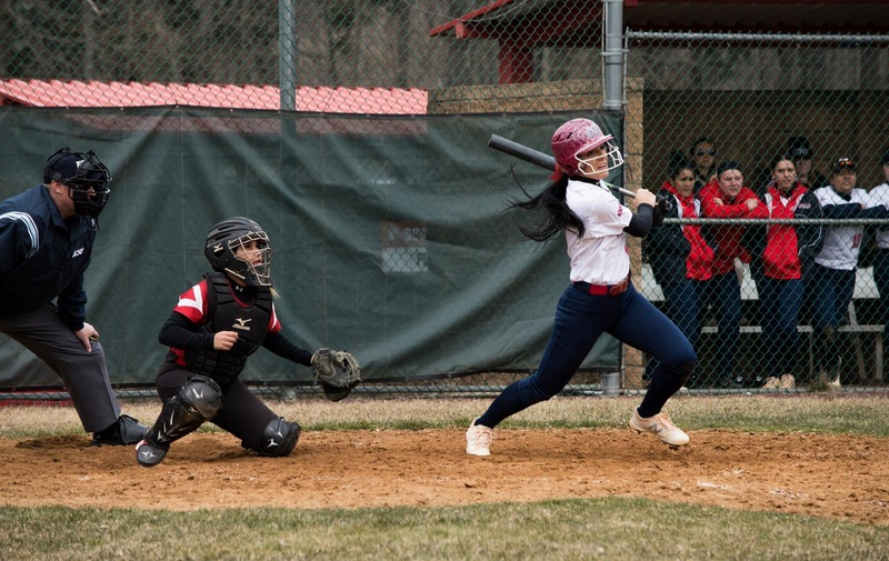 Softball Falls to Jefferson Rams on the Road in CACC Doubleheader
