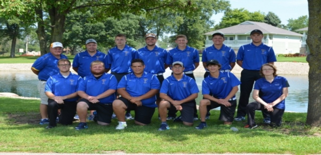 Photo for Charger Golf Places 9th at Midwest Collegiate Open