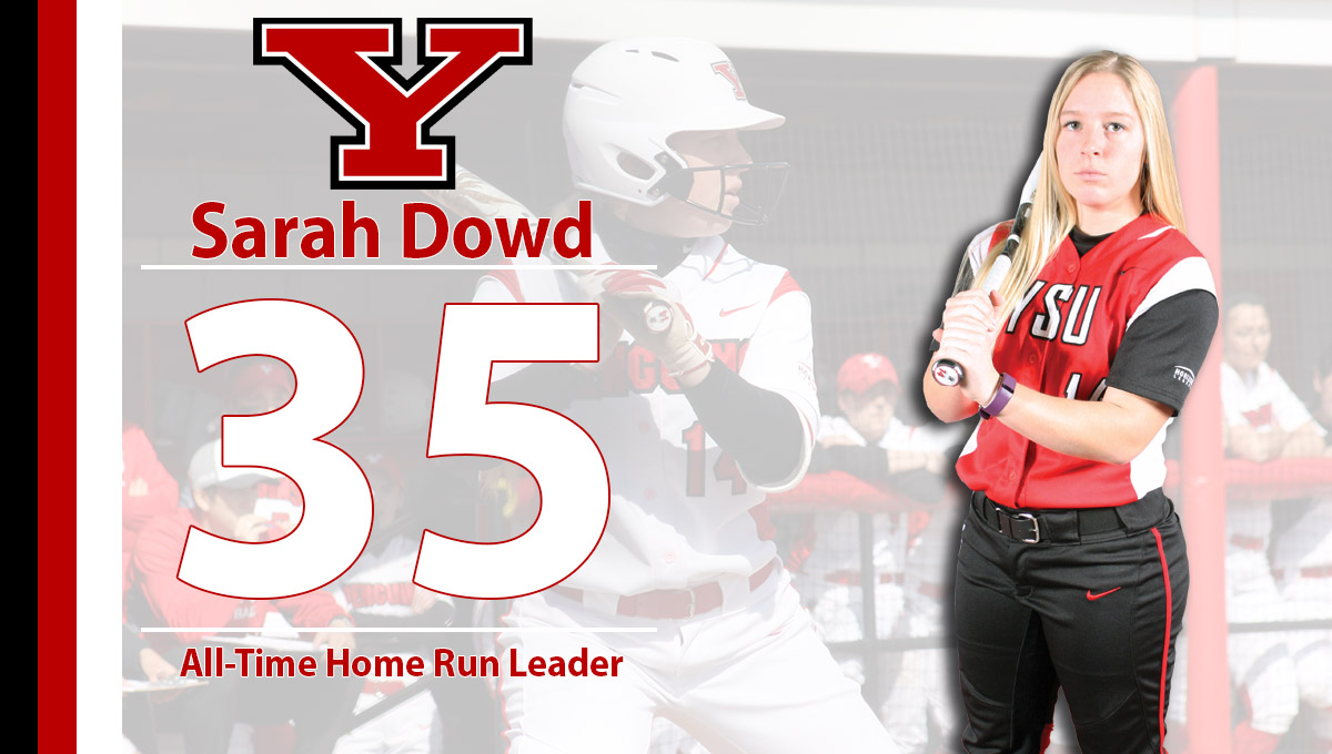 Sarah Dowd Sets All-Time Home Run Record in 11-3 Loss at Northern Kentucky