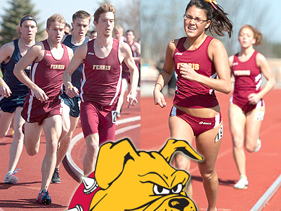 "FSU Preps For League Meet At ""Gina"" Relays"