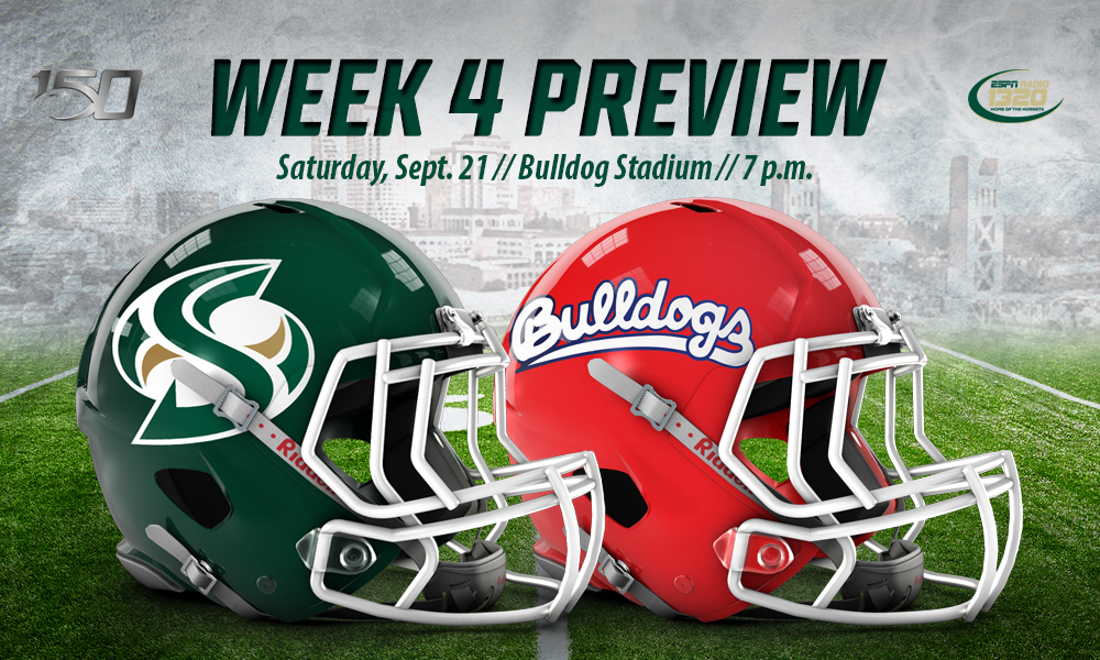 FOOTBALL HEADS SOUTH TO TAKE ON FRESNO STATE ON SATURDAY