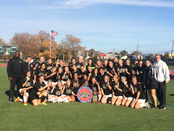 Farmingdale State Wins Skyline Women's Soccer Championship