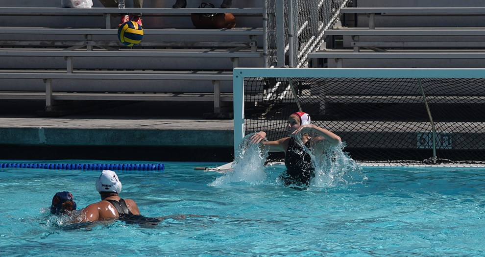Women's Water Polo Jumps Out to Early Lead, Rolls Past Fresno Pacific