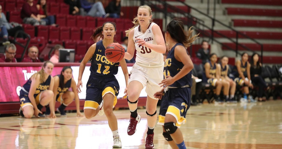 Women's Basketball Wins Final Exhibition Over San Francisco State