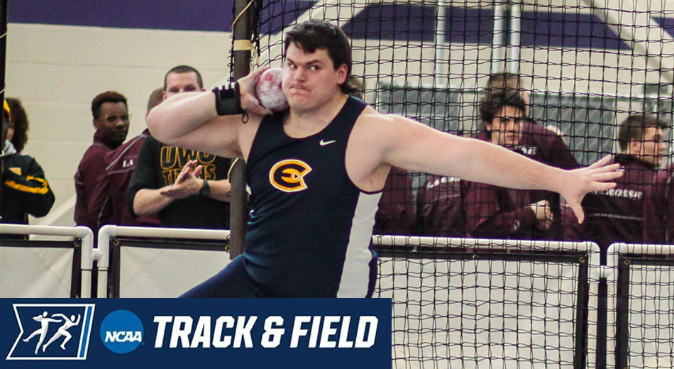 Three Blugolds win national titles at NCAA Indoor Championships