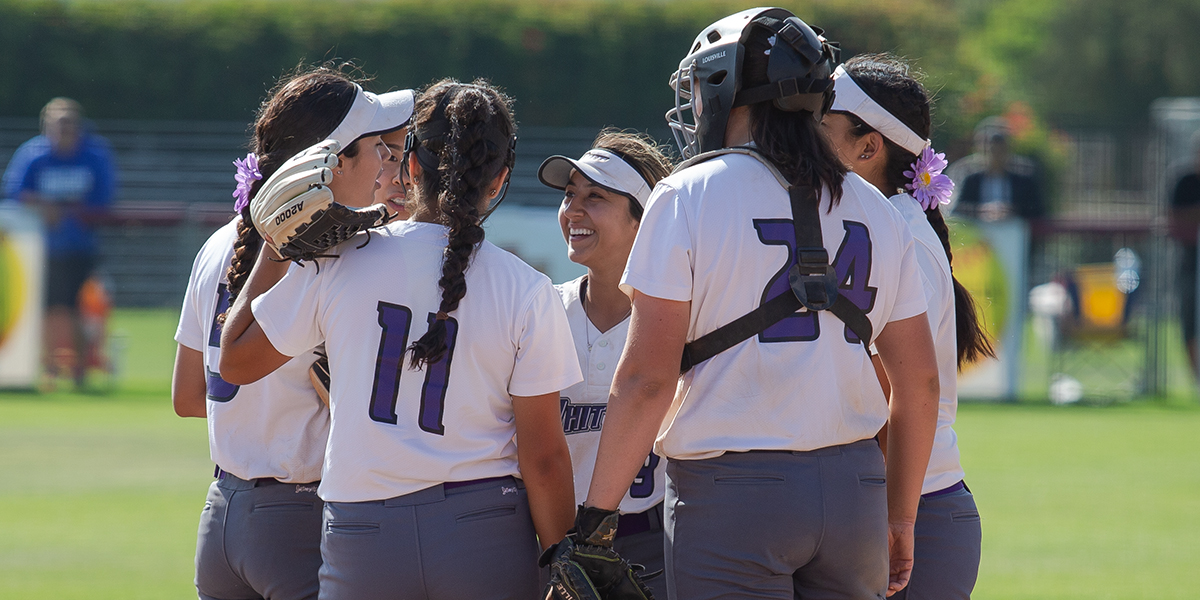 Softball falls in Div. III West Regional Championship