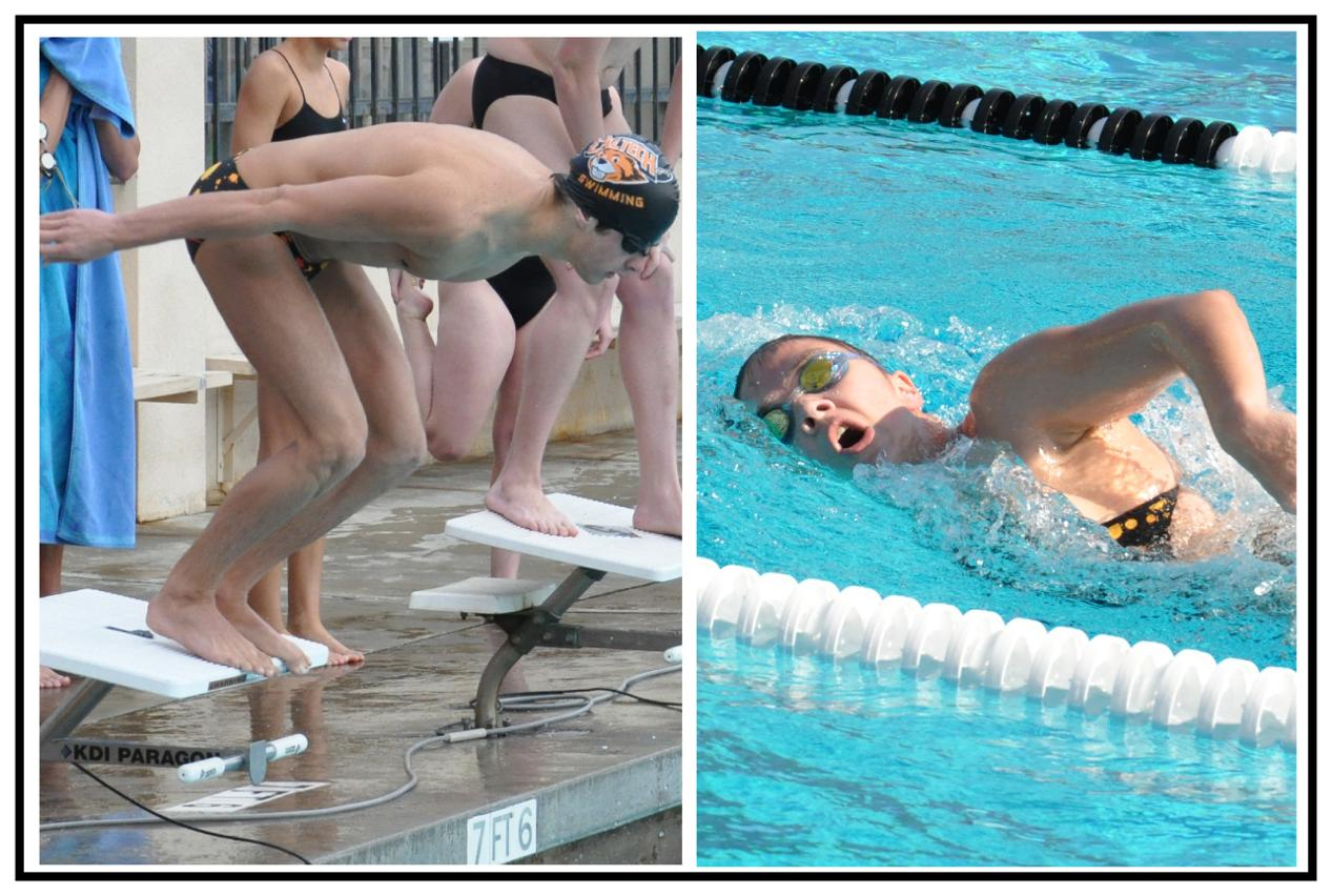 Nine New Personal Best Times for Beaver Swimmers