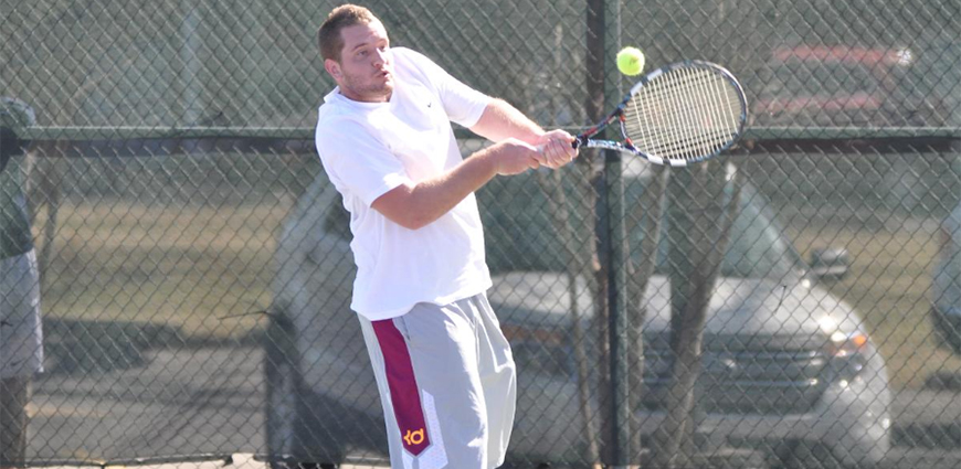 Men's Tennis Team Avenges Loss From A Year Ago