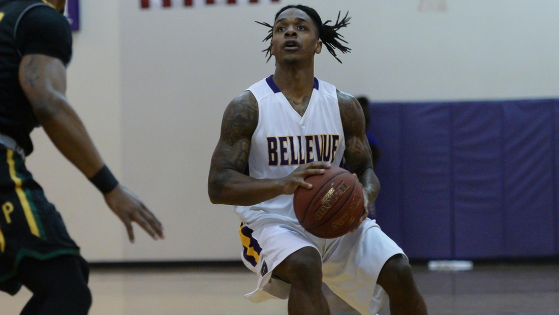 Richard Reed went off for a career-best 24 points to lead BU over Jamestown on Friday
