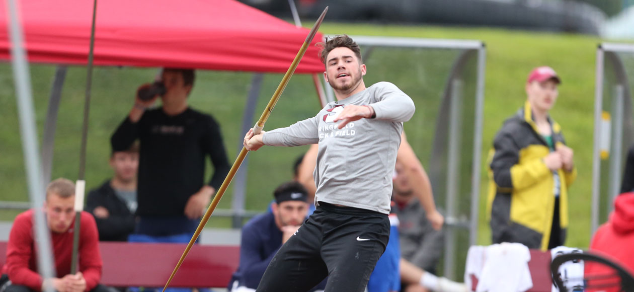 DeVaux Finishes 10th In NCAA Championships Debut In The Javelin